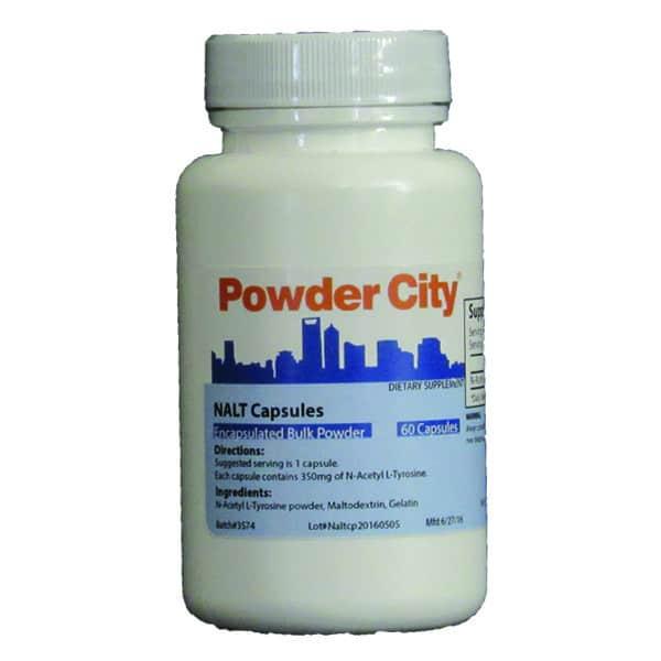N-acetil-L-tirosina Capsulas