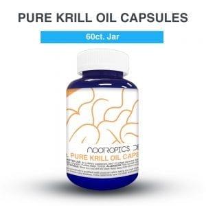 Aceite de krill cápsulas (x60)