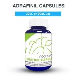 Adrafinil cápsulas (x30)