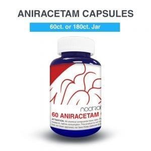Aniracetam cápsulas 750mg (x60)