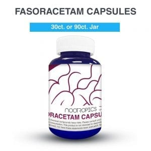 Fasoracetam cápsulas (x30)