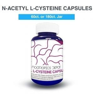 N-Acetilcisteina capsulas (x60)
