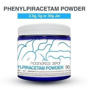 Phenylpiracetam 5g