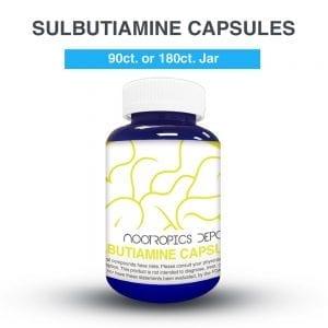 Sulbutiamina cápsulas (x90)