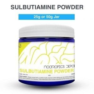 Sulbutiamina 25g
