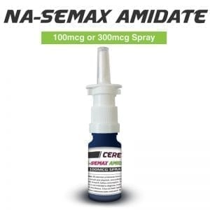 NA Semax Amidate 300 mcg (spray)