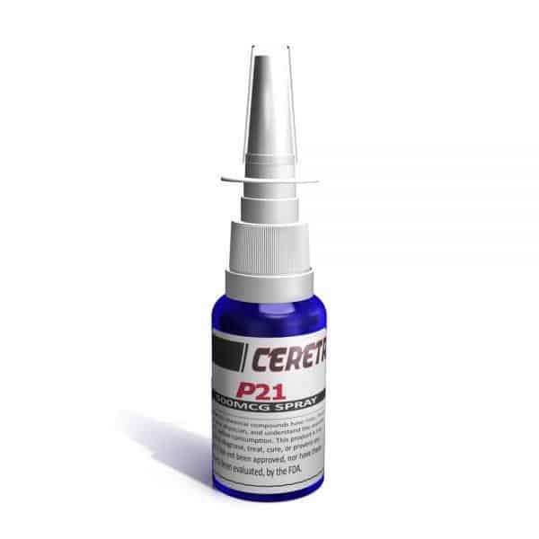 P21-spray ceretropic