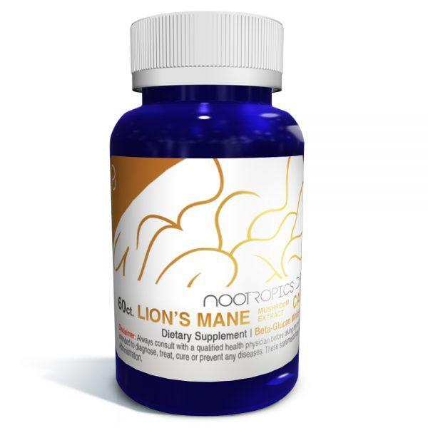 Lion-s-mane mexico