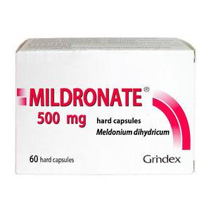 Mildronate mexico