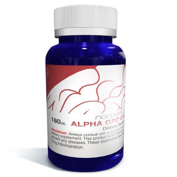 Alpha-GPC capsules mexico
