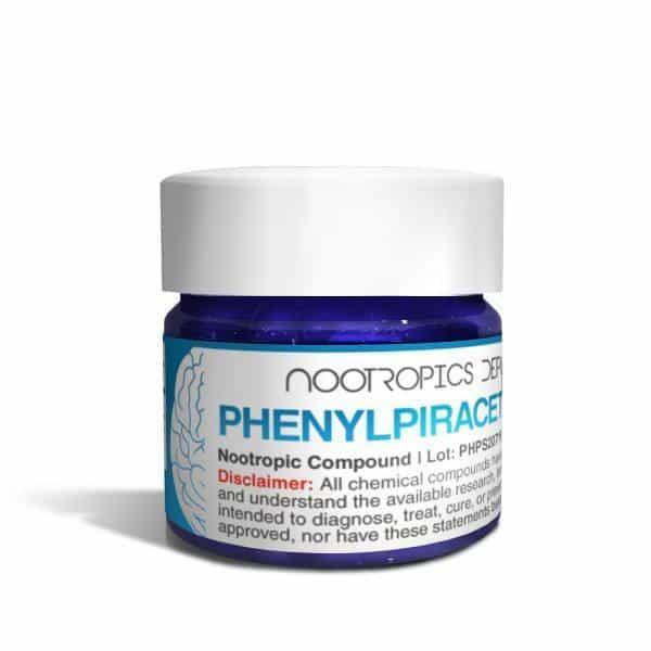 phenylpiracetam-polvo nootropicsdepot