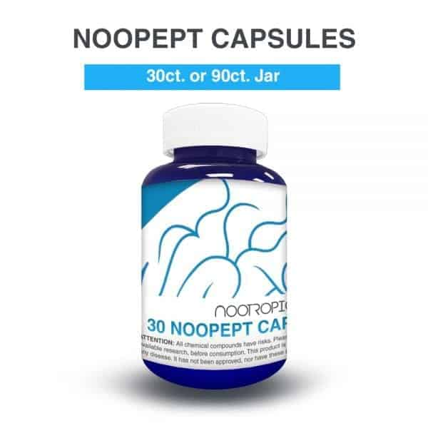 Noopept capsulas 30mg (x30)