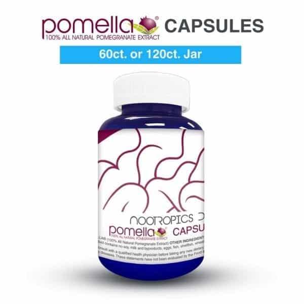 Extracto de granada Pomella cápsulas (x60)