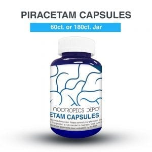 Piracetam cápsulas 800mg