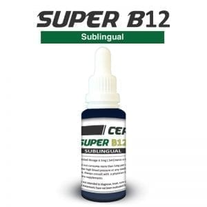Super B12 sublingual
