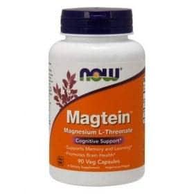 Magtein (Magnesium L-threonate) Caps