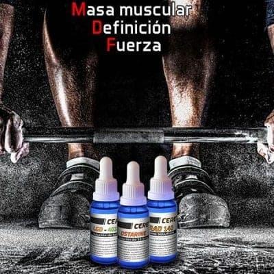 SARMs-ganar-masa-muscular