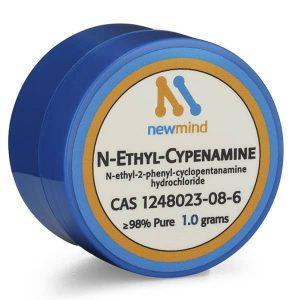 n-ethyl-cypenamine